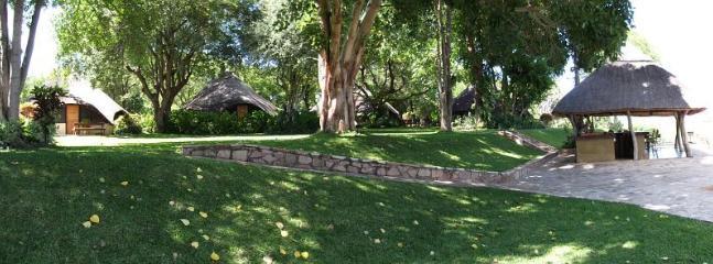 Ndabiri complex gardens