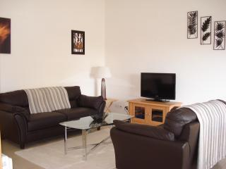 Comfortable lounge with SAT TV,  DVD and Playstation 2