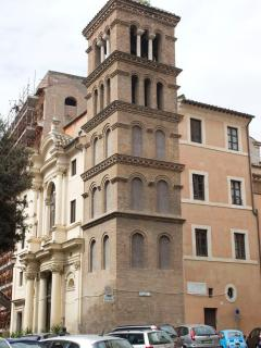 The historic church of Santa Maria in Monticelli do not forget