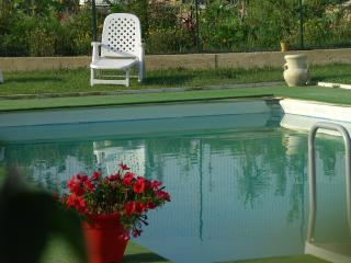 zona piscina in comune