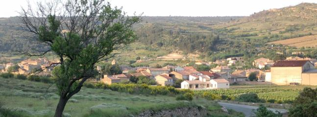 The village of Felines is beautifully located in the middle of the coutryside