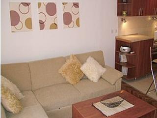 Spacious open plan lounge / kitchen