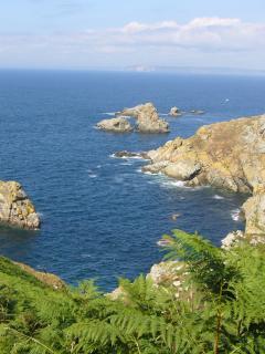 The Breton Coast ~ Point du Raz.An interesting day/afternoon trip with stunning coastal views.