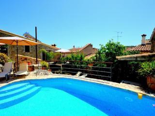 Casa con vista mediterranea