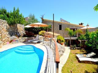 Casa con vista mediterránea, Mancor de la Vall