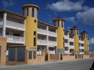 Playa Golf II 1st floor Apartment overlooking orange groves