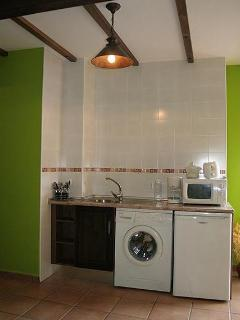 Cocina Apartamento 103 / 203