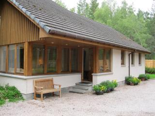 Riverside Lodge Garden Apt, Rothiemurchus,Aviemore