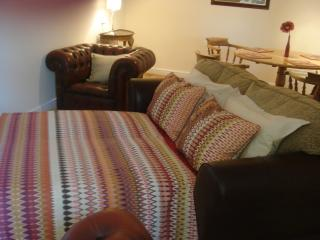 lounge with double sofabed