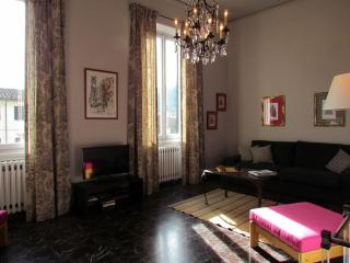 Comfortable four bedroom in Florence, wifi access, satellite TV, balcony