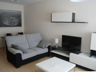 Fully furnished lounge
