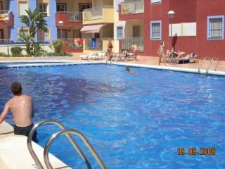 Las Brisas 1 bedroom apartment, Puerto de Mazarron