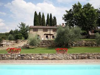 Farmhouse San Silvestro - Leonardo apt., Barberino Val d'Elsa