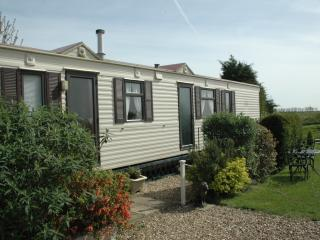 Green Haven  Caravan with Fishing nr Skegness, Boston