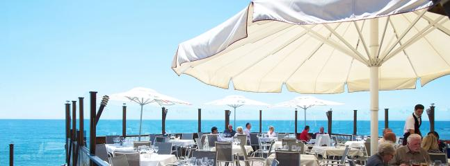 Local Beach Restaurant