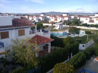 Atico en Vera playa con vistas