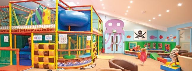 PIRATE PETES INDOOR SOFT PLAY AREA  --   GREAT FUN  FOR THE CHILDREN !!
