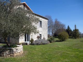 L'Olivier, Monts-sur-Guesnes