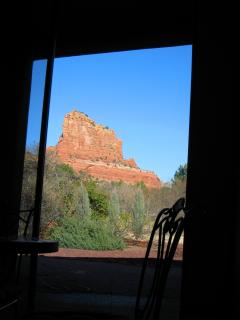 View from Breakfast Nook