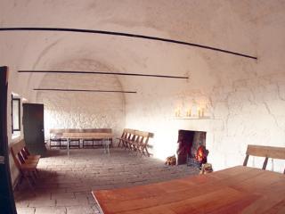 L'Etacquerel Fort, Trinity