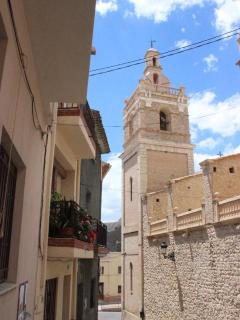 Beautiful old town of Relleu, 5 mins walk
