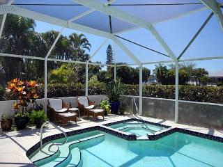 Ground level home in Beachview Estates, Sanibel Island