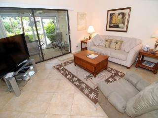 Ground level condo at Villa Sanibel, Isla de Sanibel