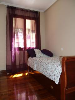 Dormitorio 2 con 1 cama