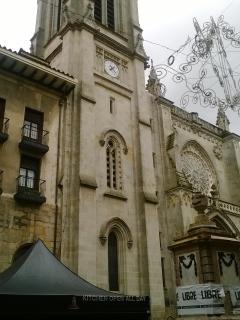 catedral de Santiago a 50 mdel piso