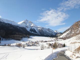 Tschierv - magical winter scenery