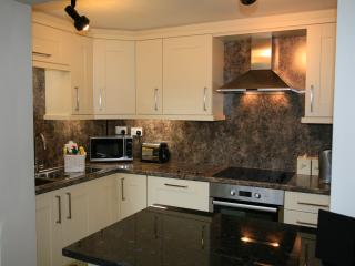 Compact yet spacious fully integrated kitchen