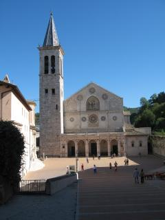 Nearby Spoleto has a famous annual music festival