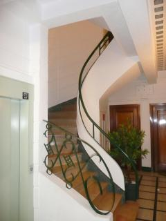 Stair and Lift