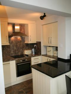 Small but stunning fully equipped kitchen