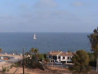 Bungalow frente al mar en Santa Pola