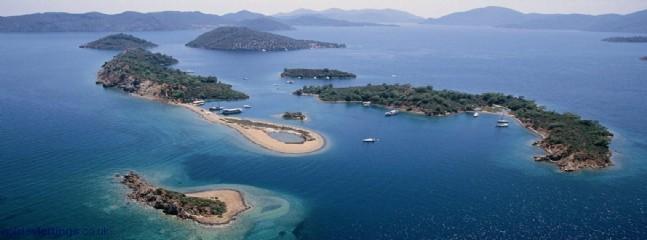 Island boat trips