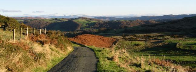 Our fell road access - a million miles from everyday life