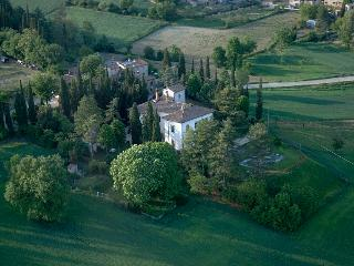 Villa La Castellaccia, Sansepolcro
