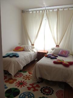 Dormitorio gemelas