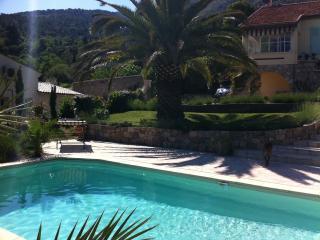 Villa Palmier Seillans