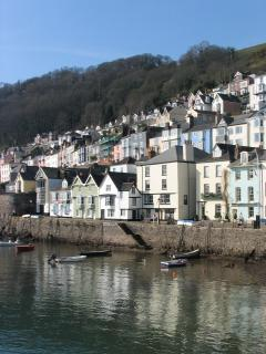 The best place to apprecaite Dartmouth is naturally from the water!
