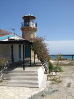Local lighthouse