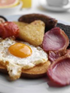 Great Welsh breakfast