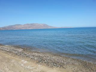 Kissamos Bay . Fifteen minutes drive away