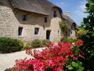 La Chaumiere - 'Child Friendly' Breton cottage with PRIVATE Heated Swimming Pool