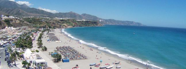 Burriana beach