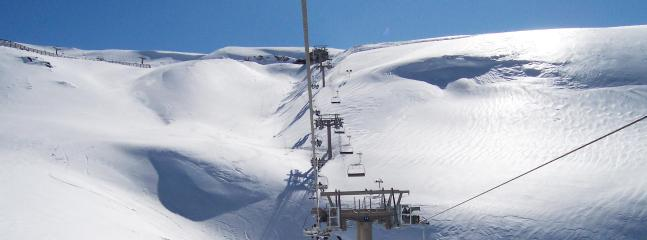Sierra Nevada Ski resort, just 90 mins drive away!