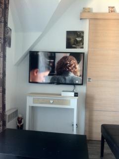 TV Ecran Plat  40 pouces / TNT / CANAL + / Lecteur DVD