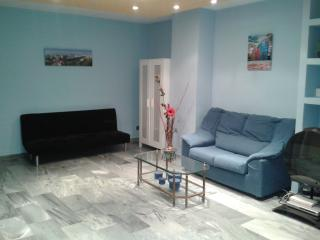 Flat with terrace in Malaga