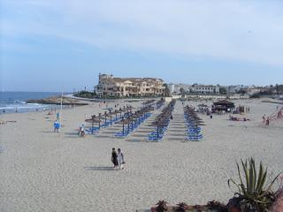 La Zenia beach, just 6 mins from apartment